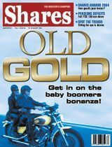 Shares Magazine Cover - 19 Aug 2004