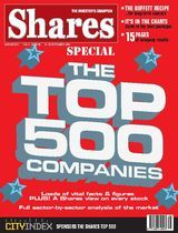 Shares Magazine Cover - 16 Sep 2004