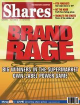 Shares Magazine Cover - 21 Oct 2004