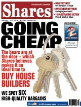 Shares Magazine Cover - 28 Oct 2004