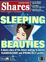 Shares Magazine Cover Image