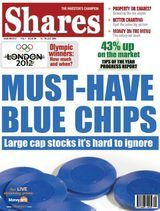 Shares Magazine Cover - 14 Jul 2005
