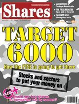 Shares Magazine Cover - 18 Aug 2005