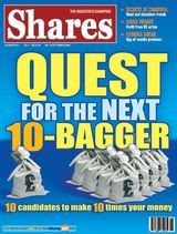 Shares Magazine Cover - 08 Sep 2005