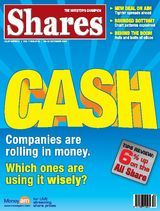 Shares Magazine Cover - 06 Oct 2005