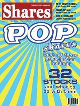 Shares Magazine Cover - 20 Oct 2005