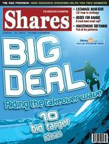 Shares Magazine Cover - 27 Oct 2005