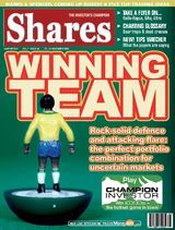 Shares Magazine Cover - 10 Nov 2005