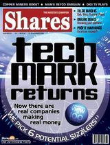 Shares Magazine Cover - 17 Nov 2005