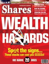 Shares Magazine Cover - 24 Nov 2005