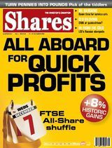 Shares Magazine Cover - 01 Dec 2005