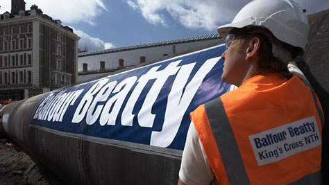 Balfour Beatty shines through a gloomy construction sector featured picture