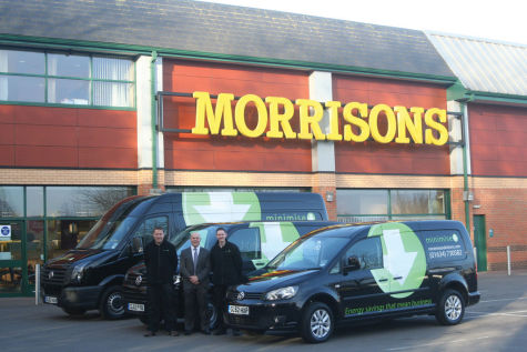 Morrisons shares at 3-month low on weak retail showing featured picture