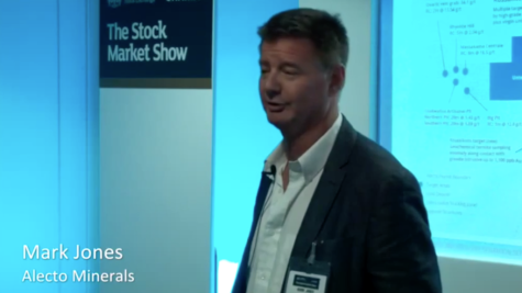 Alecto Minerals - The Stock Market Show 2014