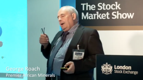 Premier African Minerals - The Stock Market Show 2014
