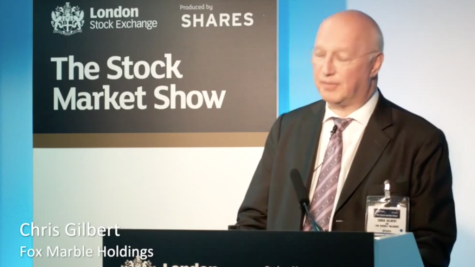 Fox Marble Holdings - The Stock Market Show 2014