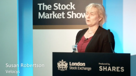 Velocys - The Stock Market Show 2014