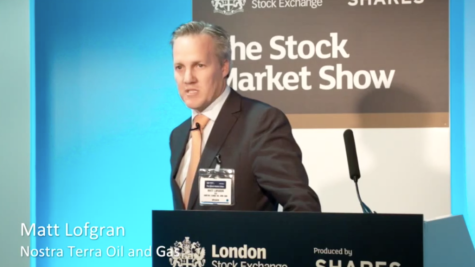 Nostra Terra Oil & Gas - The Stock Market Show 2014