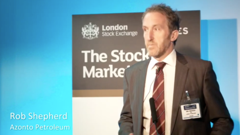 Azonto Petroleum - The Stock Market Show 2014