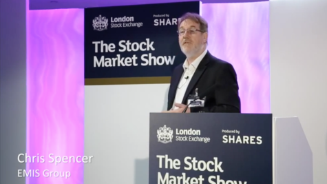 EMIS Group - The Stock Market Show 2014