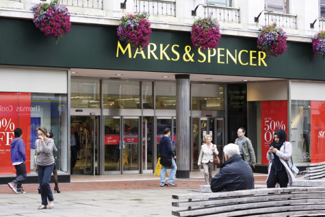 Why Marks & Spencer's shares are lacking spark today featured picture