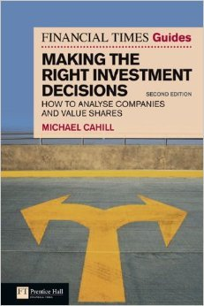 Michael Cahill book