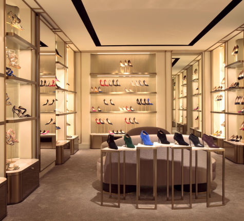 Jimmy Choo, 27 New Bond Street, London W1