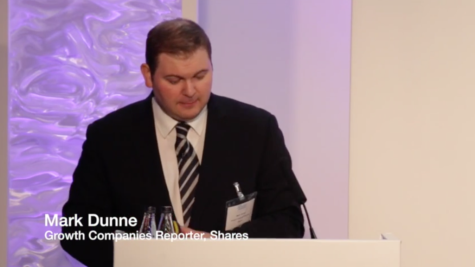 Shares - Mark Dunne - Innovators & Investors Forum 2015