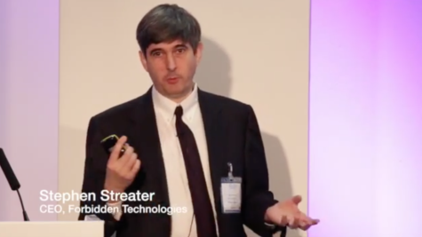 Forbidden Technologies - Innovators & Investors Forum 2015