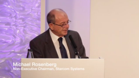 Starcom Systems - Innovators & Investors Forum 2015