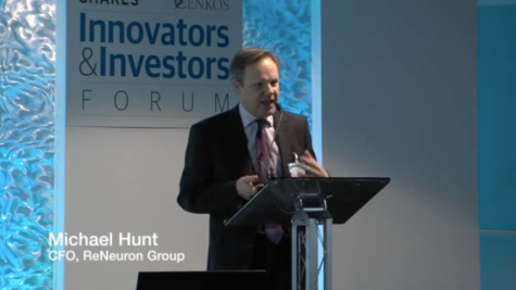 ReNeuron Group - Innovators & Investors Forum 2015