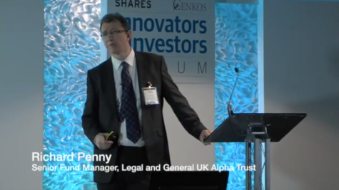 Keynote address - Richard Penny - Innovators & Investors Forum 2015