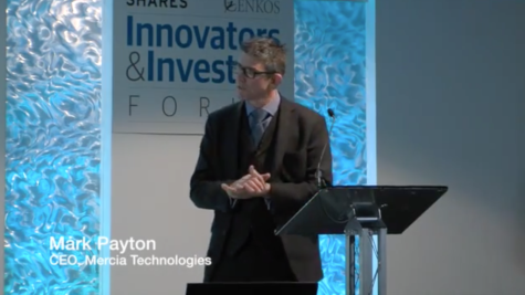 Mercia Technologies - Innovators & Investors Forum 2015
