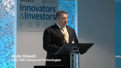 KBC Advanced Technologies - Innovators & Investors Forum 2015