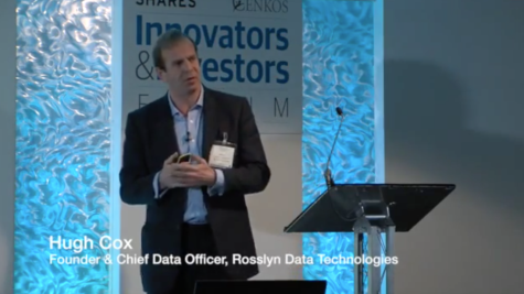Rosslyn Data Technologies - Innovators & Investors Forum 2015