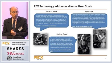 REX Bionics - Investor Evening