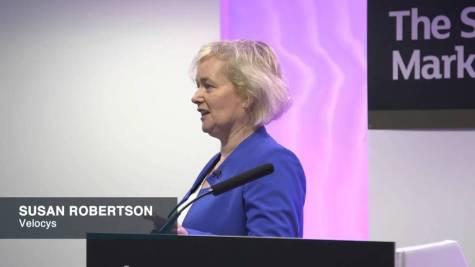 Susan robertson - Velocys