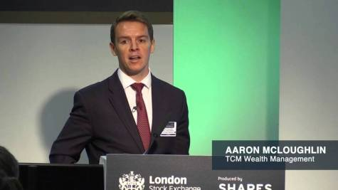 Aaron McLoughlin - An Investment Philosophy that works - Using Exclusive Funds