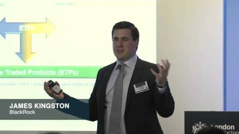 James Kingston - ETFs - income provision
