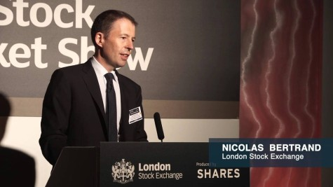 Nicolas Bertrand - London Stock Exchange opening remarks