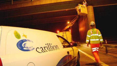 Market report: Gov spending delays slow Carillion orders featured picture