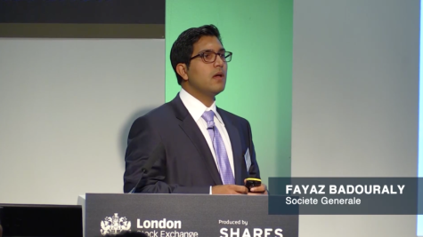 Fayaz Badouraly – Societe Generale introduces Short & Leverage ETPs