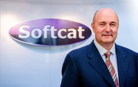 Martin Hellawell CEO Softcat by Alex Baker Photography