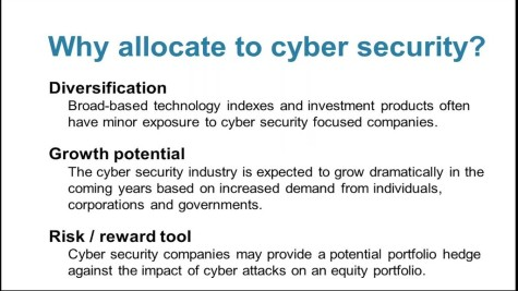 Cyber Securities Webinar - Part Three