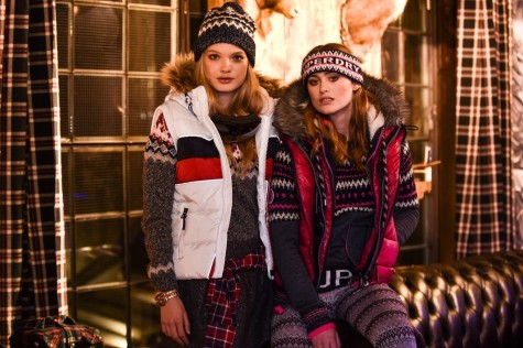 SuperGroup Plc - Christmas Trading update, London Collections Women in knitwear