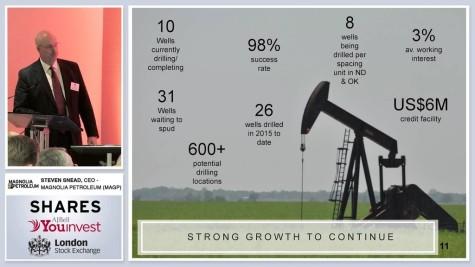 Steven Snead - Magnolia Petroleum (MAGP)