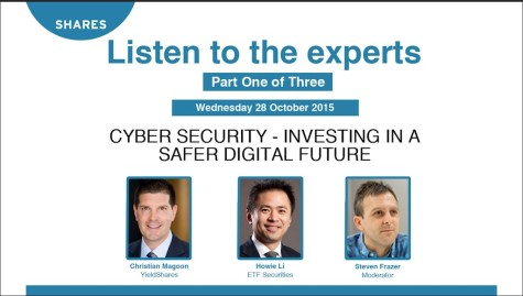 Cyber Securities Webinar - Part One
