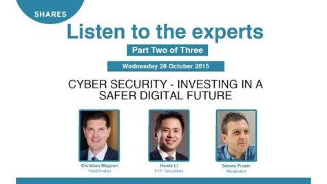 Cyber Securities Webinar - Part Two
