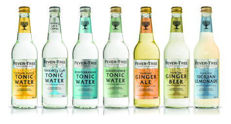 Fever-Tree 500ml range