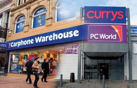 Dixons Carphone's shares drop on writedown of mobile unit and dividend cut featured picture